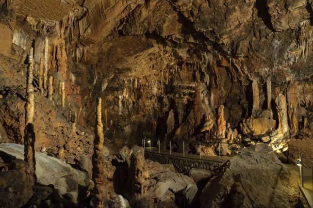 Aggteleki-cseppkőbarlang2